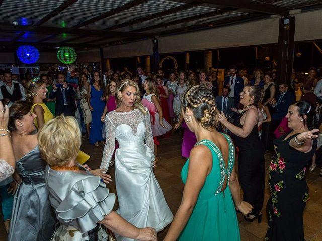 La boda de Pedro y Isabel en Moguer, Huelva 130
