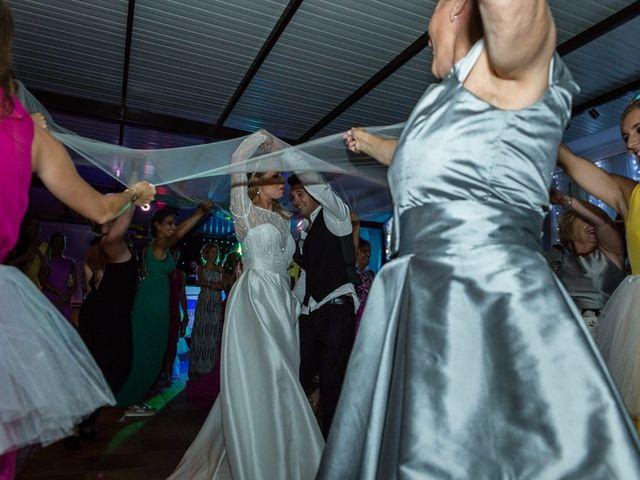 La boda de Pedro y Isabel en Moguer, Huelva 135