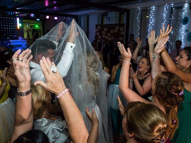 La boda de Pedro y Isabel en Moguer, Huelva 140