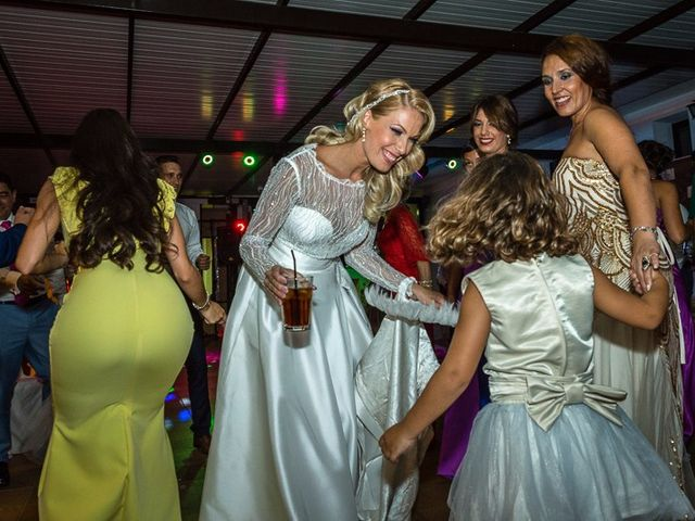 La boda de Pedro y Isabel en Moguer, Huelva 146