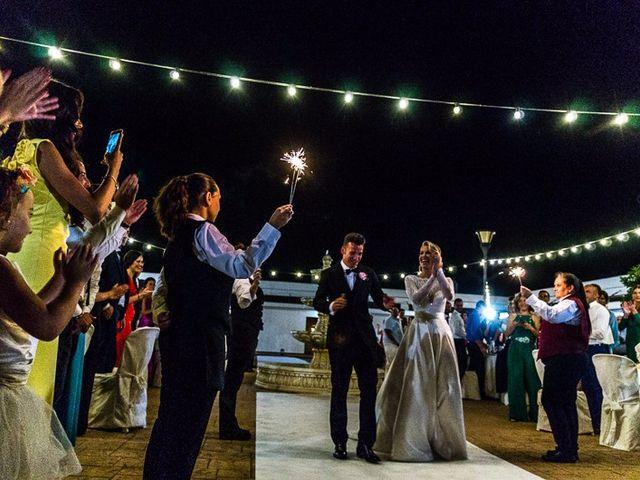 La boda de Pedro y Isabel en Moguer, Huelva 87