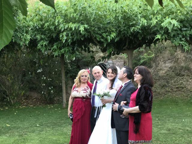 La boda de Javier y Andra en Sabadell, Barcelona 12