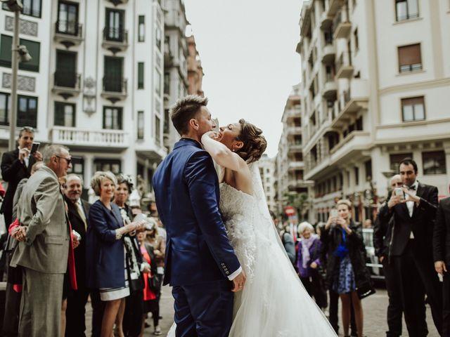 La boda de Alex y Keka en Asteasu, Guipúzcoa 35
