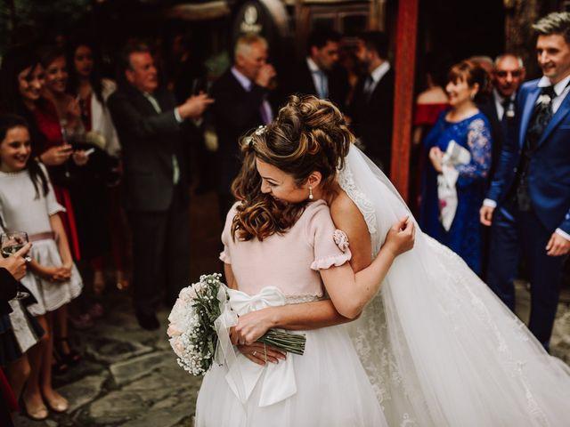 La boda de Alex y Keka en Asteasu, Guipúzcoa 49