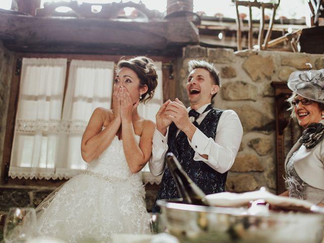 La boda de Alex y Keka en Asteasu, Guipúzcoa 54