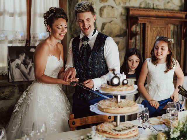 La boda de Alex y Keka en Asteasu, Guipúzcoa 63