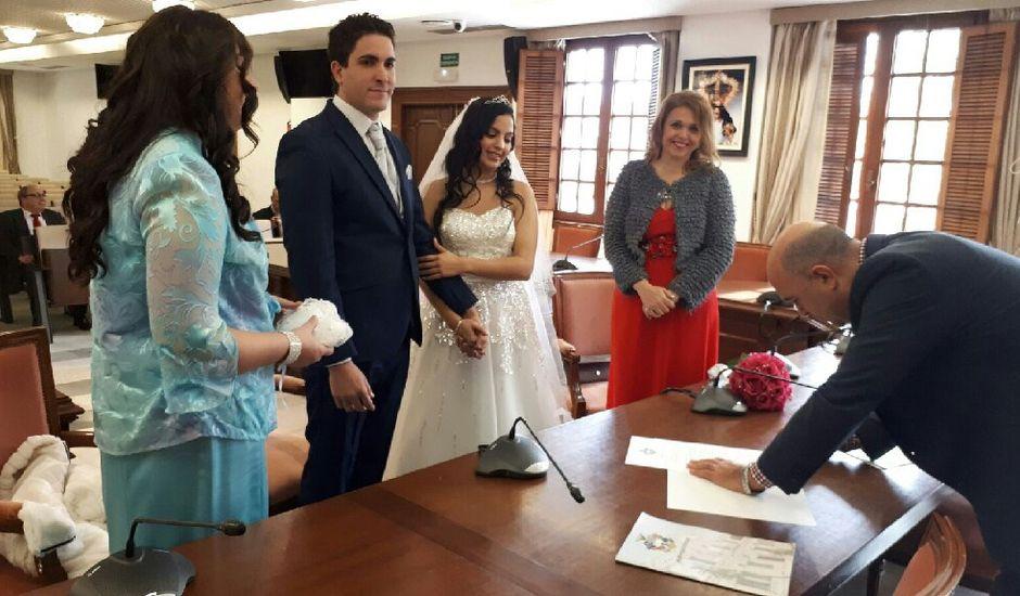 La boda de Isaac y Valentina en Mijas, Málaga