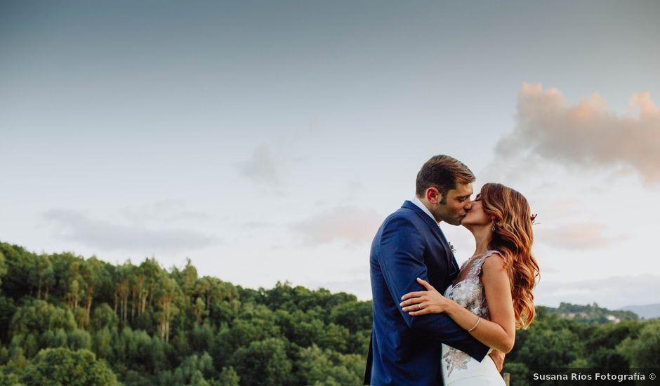 La boda de Ruben y Malena en Prado (Lalin), Pontevedra