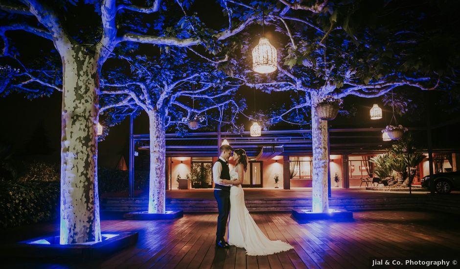 La boda de Javi y Cristina en Castellar Del Valles, Barcelona