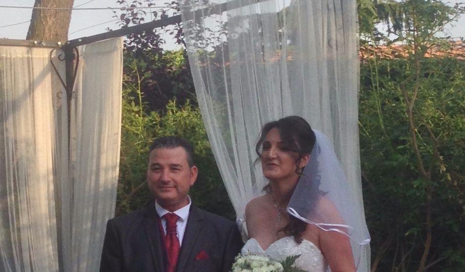 La boda de Javier y Andra en Sabadell, Barcelona