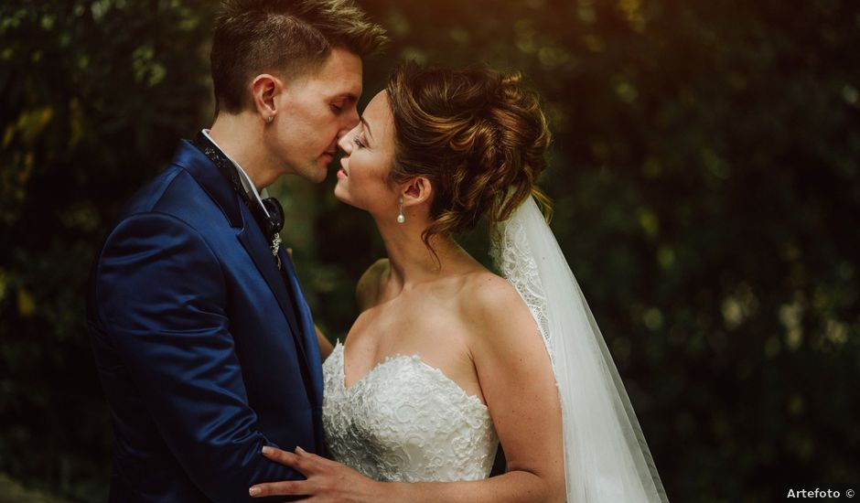 La boda de Alex y Keka en Asteasu, Guipúzcoa