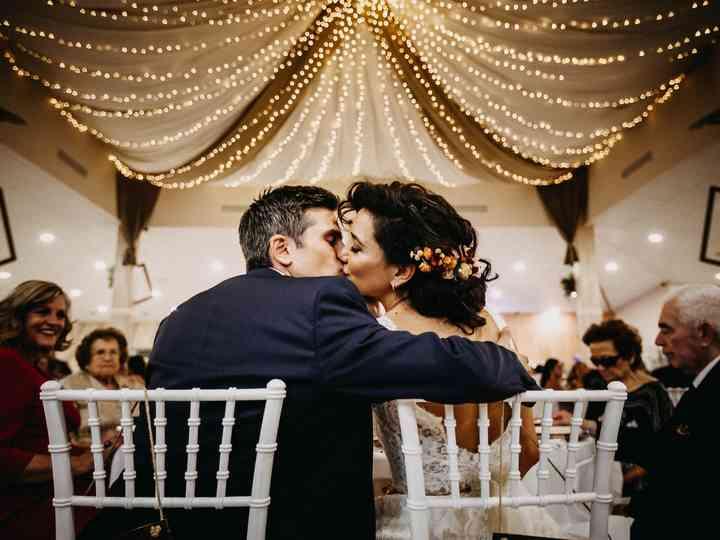 La boda de Aldara y Pedro