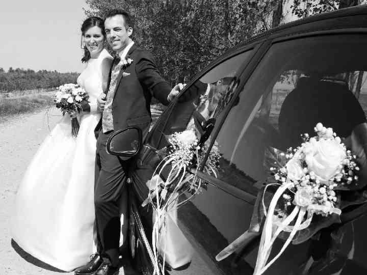 La boda de Martin y Noemí