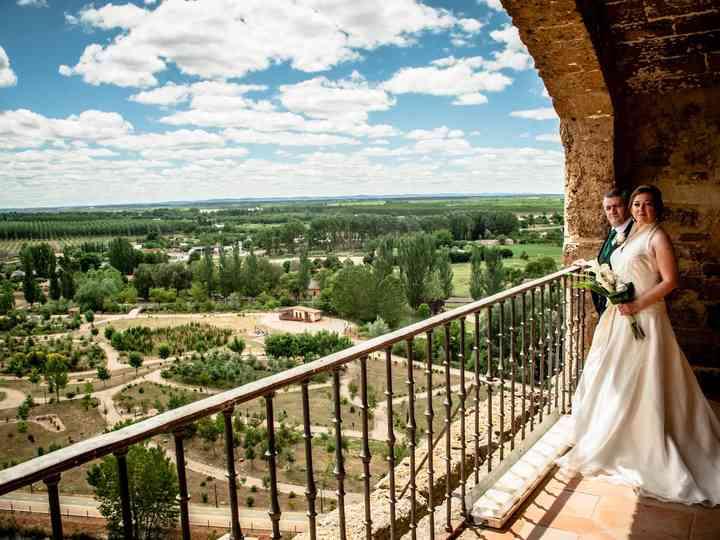 La boda de Patricia y Agustín
