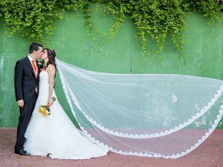 La boda de Rosa y Jose Luis