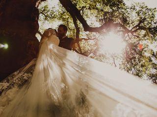 La boda de Nadejda y Ramón