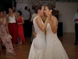 La boda de Alicia y Tamara