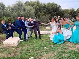 La boda de Cynthia y Miguel