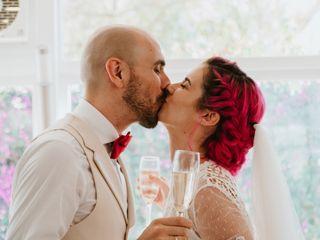 La boda de Azahara y Juan Carlos