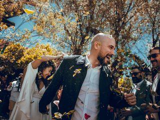 La boda de Laura y Camilo