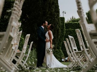 La boda de Adriano y Andrea