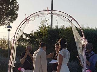 La boda de Leila  y Borja  1