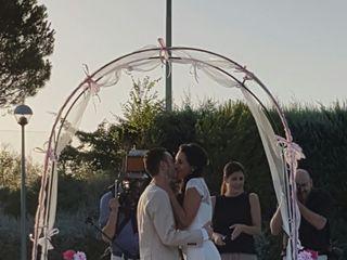 La boda de Leila  y Borja