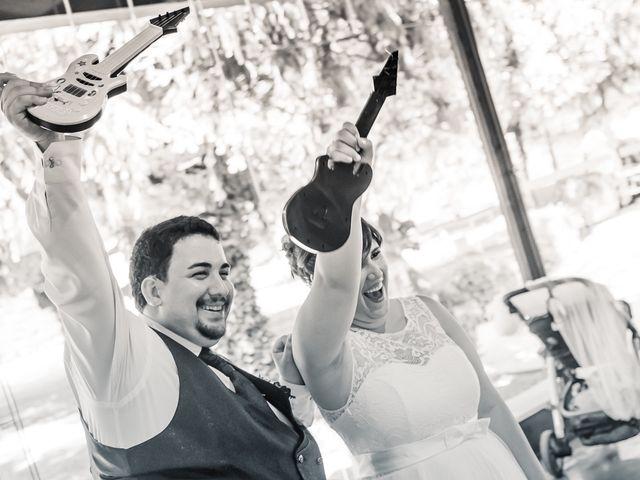 La boda de Lourdes y Gerard