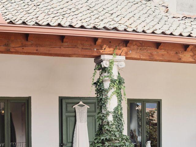 La boda de Lee y Jayne en Hoyuelos, Segovia 9