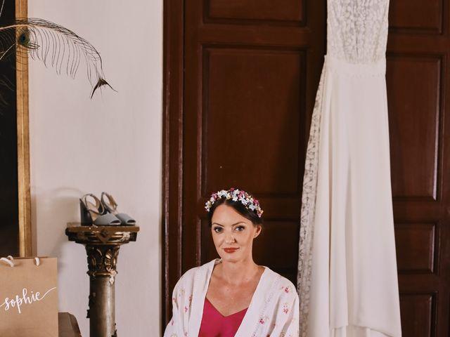 La boda de Lee y Jayne en Hoyuelos, Segovia 12