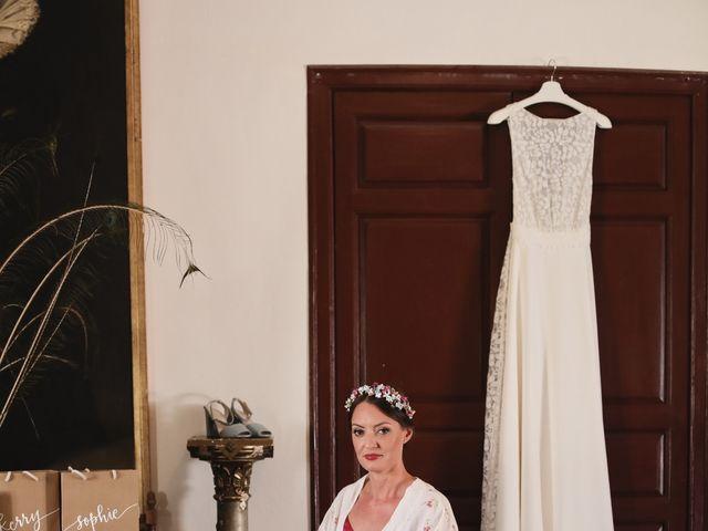 La boda de Lee y Jayne en Hoyuelos, Segovia 13
