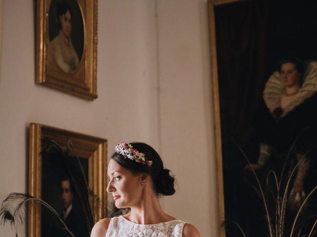 La boda de Lee y Jayne en Hoyuelos, Segovia 18