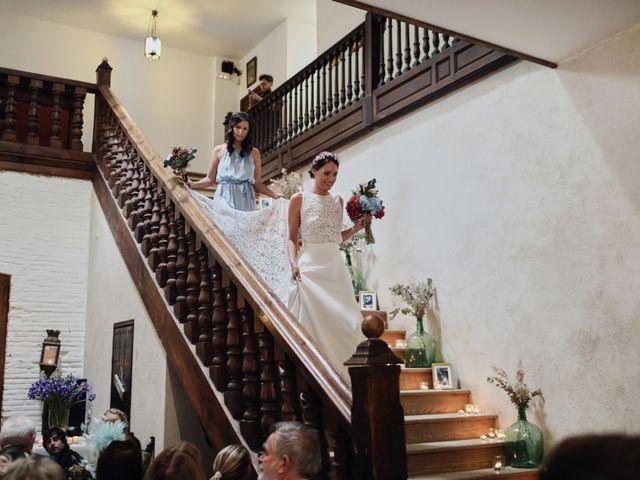 La boda de Lee y Jayne en Hoyuelos, Segovia 21