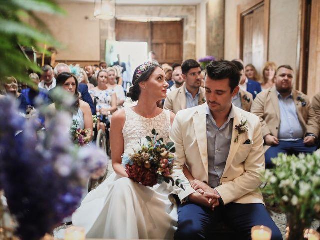 La boda de Lee y Jayne en Hoyuelos, Segovia 24