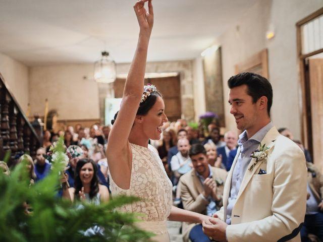 La boda de Lee y Jayne en Hoyuelos, Segovia 26