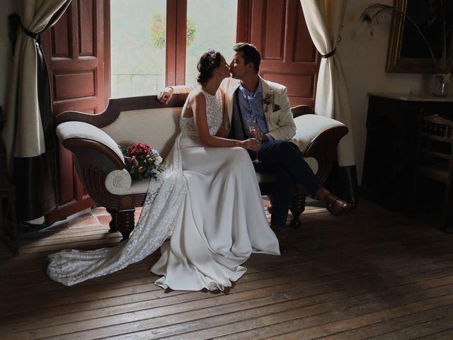 La boda de Lee y Jayne en Hoyuelos, Segovia 28