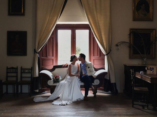 La boda de Lee y Jayne en Hoyuelos, Segovia 29