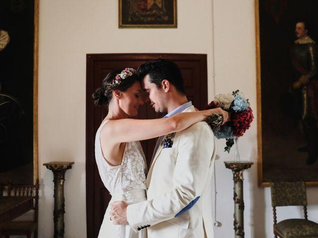 La boda de Jayne y Lee