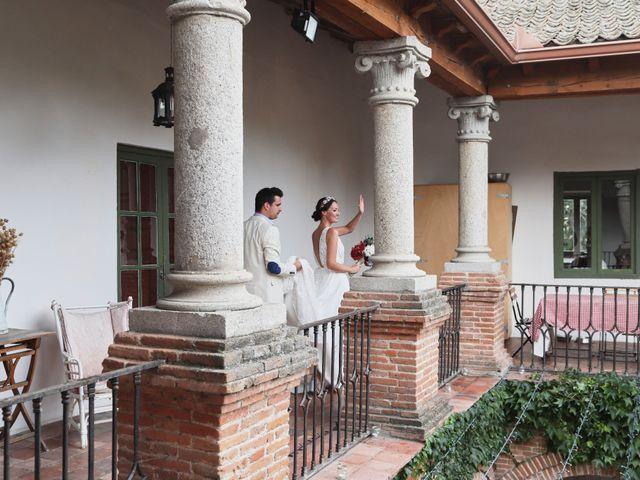 La boda de Lee y Jayne en Hoyuelos, Segovia 31