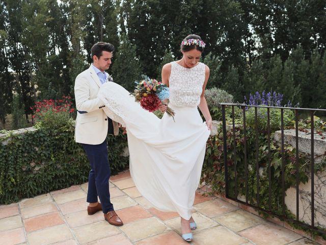 La boda de Lee y Jayne en Hoyuelos, Segovia 32