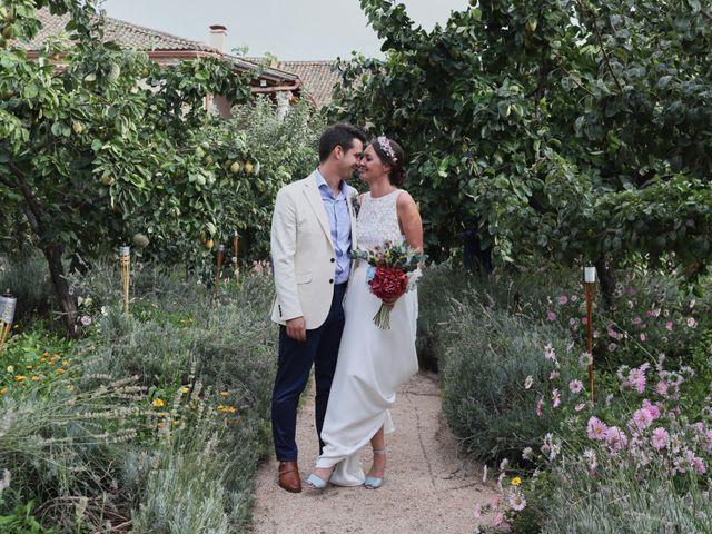 La boda de Lee y Jayne en Hoyuelos, Segovia 34