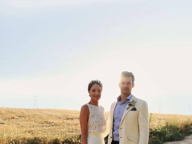 La boda de Lee y Jayne en Hoyuelos, Segovia 38