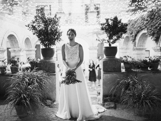 La boda de Lee y Jayne en Hoyuelos, Segovia 40