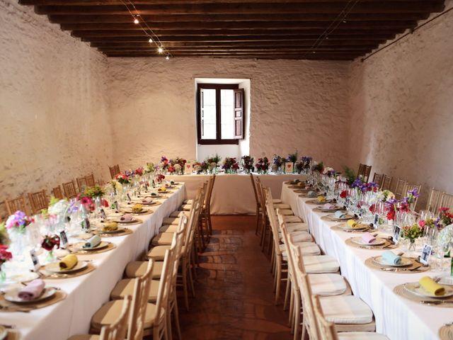 La boda de Lee y Jayne en Hoyuelos, Segovia 45