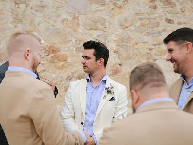 La boda de Lee y Jayne en Hoyuelos, Segovia 47
