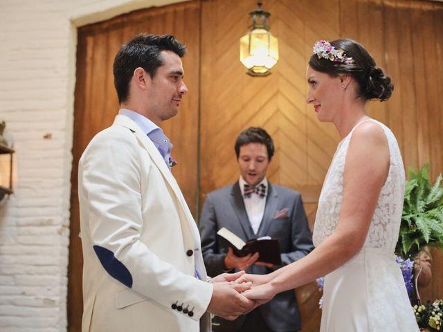 La boda de Lee y Jayne en Hoyuelos, Segovia 50
