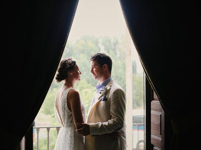 La boda de Lee y Jayne en Hoyuelos, Segovia 52