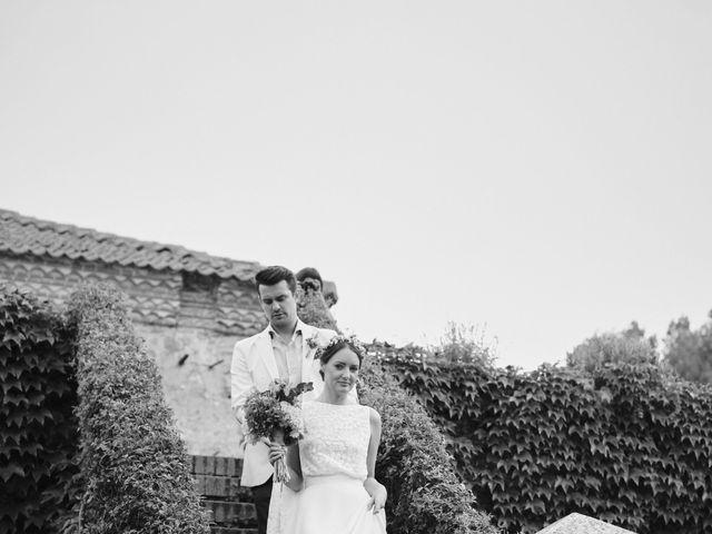 La boda de Lee y Jayne en Hoyuelos, Segovia 53