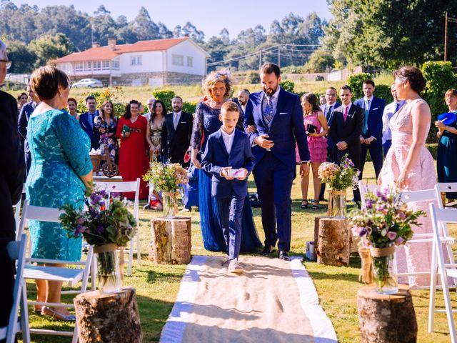 La boda de Ramón y Nadejda en Brexo (San Pedro), A Coruña 4