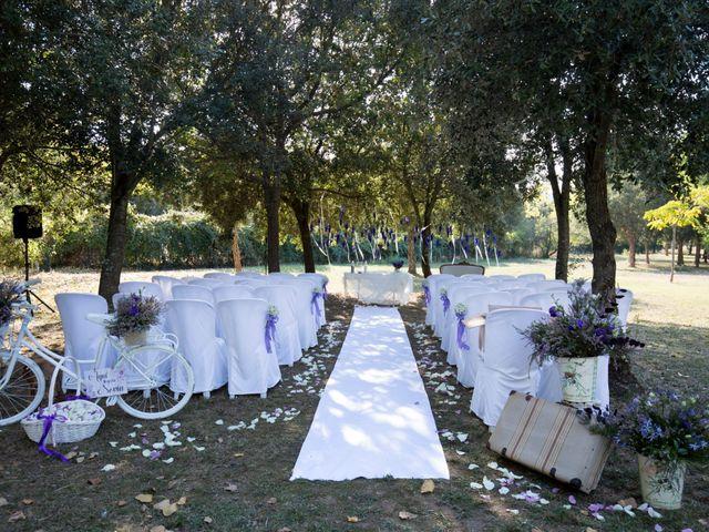 La boda de Grego y Alejandra en Llagostera, Girona 24